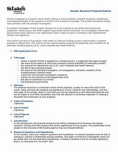 Example Of A Proposal Essay About Community Service Example Of A