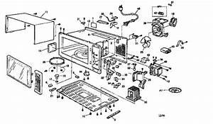 Panasonic Inverter Microwave Parts Manual
