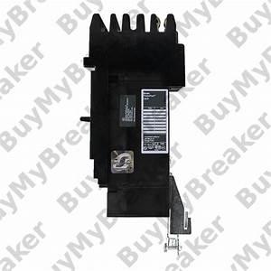 Square D Jla36150 3 Pole 150 Amp 600v Circuit Breaker