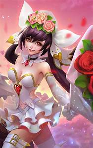 Download Cannon And Roses Layla Mobile Legends Free Pure