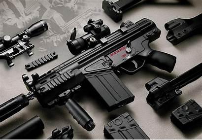 G3 Rifle Wallpapers Heckler Koch Hk Gun