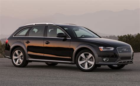 Audi All Wheel Drive Station Wagon