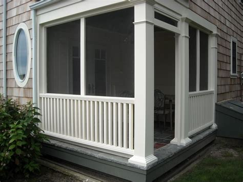 Small Screened Porch On Pinterest