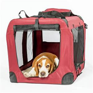 The best soft dog crates in 2018 dogs recommend for Dog carry kennels