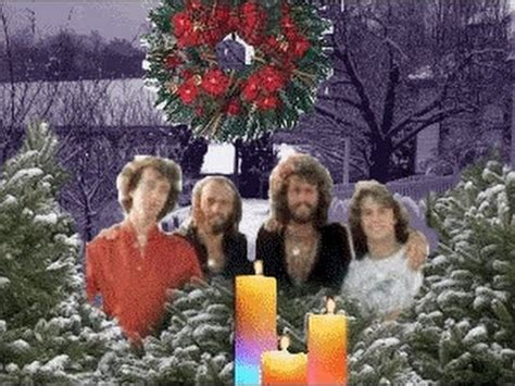 bee gees christmas 2012 youtube