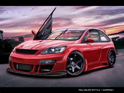 Focus Ford Tuning Cars Rs 3d Wallpapers