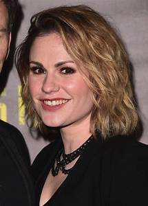 Anna Paquin At 'Shots Fired' TV series premiere, Los ...