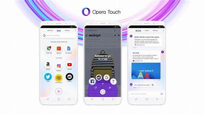 Opera Mobile Browser Touch