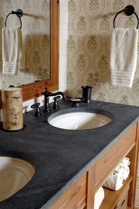 Soapstone Bathroom Countertop by 1000 Images About Black Soapstone On