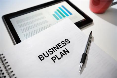 10 Free Pdf Business Plan Templates