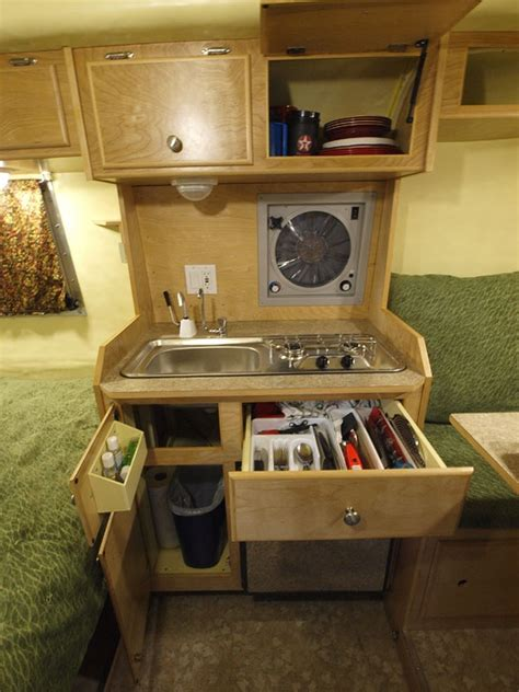 cer trailer kitchen ideas 100 ideas to try about rv cer space saving ideas cers cabinets and vehicle storage