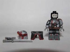 Star Wars Lego Custom Bounty Hunter: Entry 1 into ...