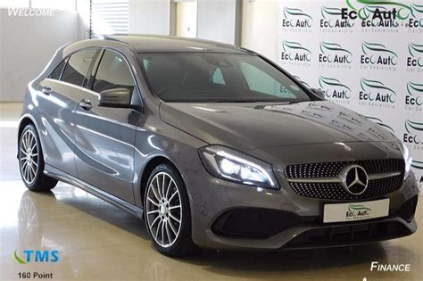 The car benefits from a full. Mercedes Benz A Class A200 AMG Line auto for sale in Gauteng   Auto Mart