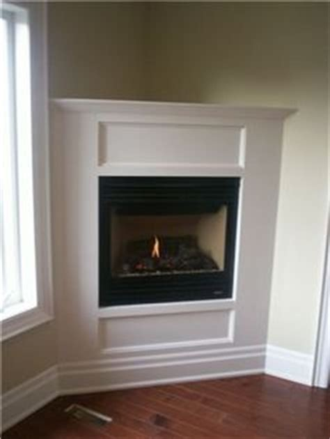 clean millwork detail  accent fireplace  complement