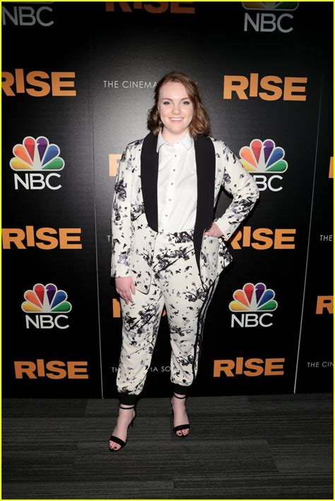 shannon purser rise shannon purser s role on nbc s rise was written just for
