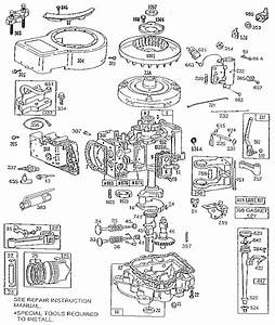 Briggs-stratton Model 280700 To 280799  0111