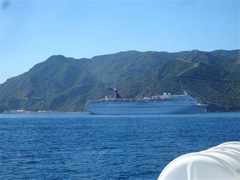backpacking catalina island ferry avalon
