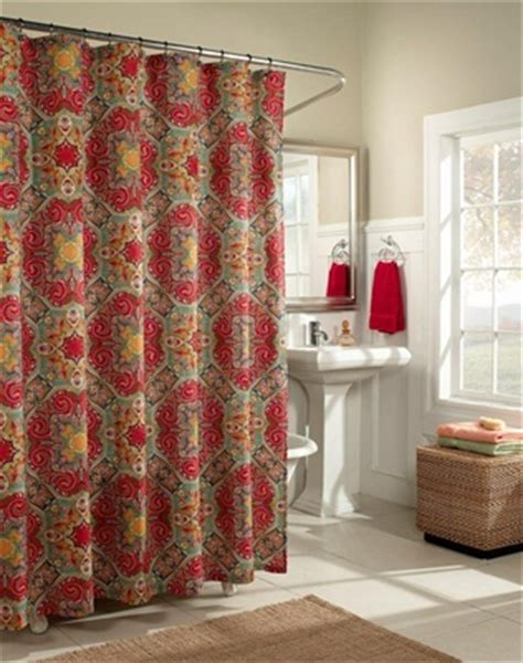 moroccan shower curtain curtain printed cloth designs home design inside