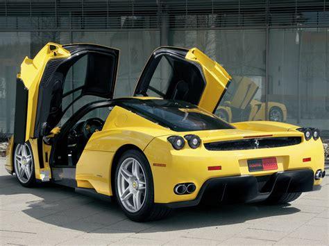 The road cars define the critical fantasies that animate. Ferraris Photo Gallery: FERRARI ENZO