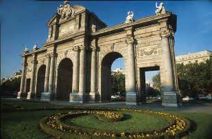 Madrid Spain Tourism Tourist Attractions