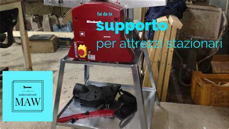 Supporto Per Attrezzi Stazionari