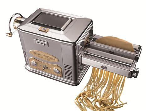 cuisiner la viande machine à pâtes professionnelle électrique marcato 3 en 1