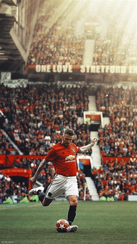 David Beckham Manchester United Wallpapers - Wallpaper Cave