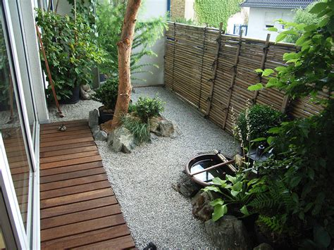 Japanischer Garten Auf Dem Balkon by G 228 Rten Im Japanstil Japangarten Gartenbau U