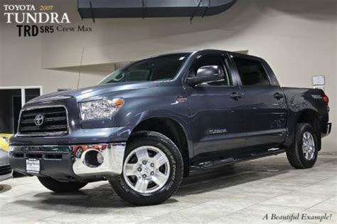 hayes auto repair manual 2007 toyota tundramax parking system find used 2007 toyota tundra sr5 trd 4wd crewmax 6 disk cd bucket seats 18 wheels loaded in
