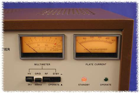 linear amplifier hl  series hammond mfg