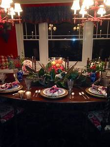 My Make Believe Christmas Dinner Party Mary Kay Andrews