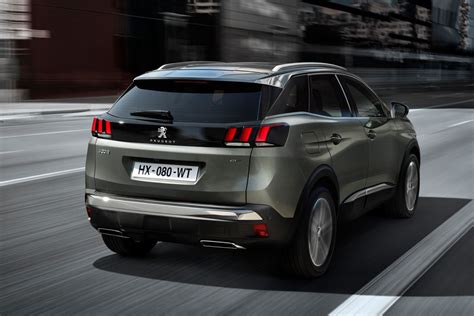 Peugeot 3008 Picture by Images Peugeot 3008 Gt Image 2 13
