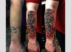 Tatouage Nature Avant Bras Homme Tattoo Art