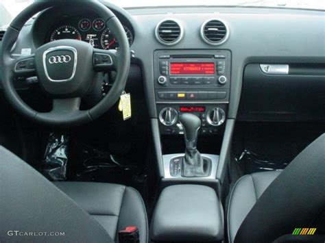 audi a3 dashboard 2010 audi a3 2 0 tdi black dashboard photo 43392279