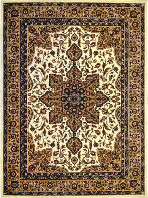 black and ivory area rugs black brown ivory medallion area rug 7836
