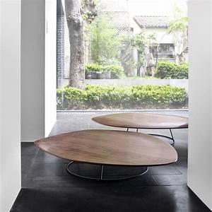 Table Ligne Roset : pebble occasional tables from designer air division ligne roset official site ~ Melissatoandfro.com Idées de Décoration