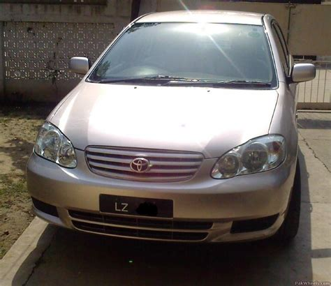 Corolla 2.od Saloon For Sale