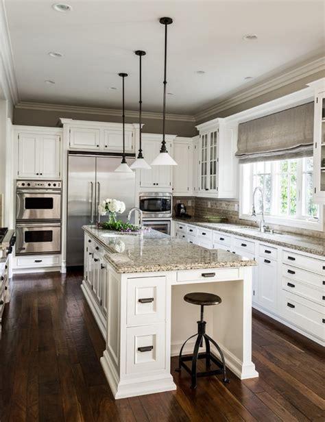 heartwarming traditional kitchen designs apply