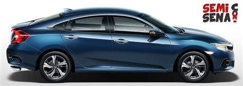 Gambar Mobil Honda Civic by Harga Honda Civic Review Spesifikasi Gambar Juli 2019