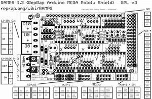 Anycubic I3 Mega Wiring Diagram