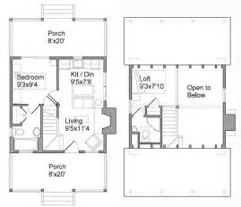 small floor plans tiny house plans