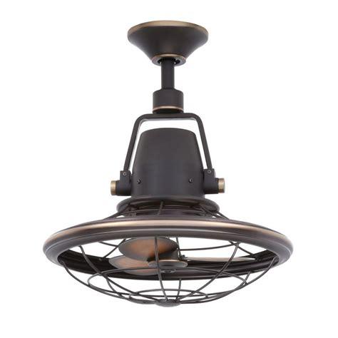 Outdoor Oscillating Ceiling Fans by Home Decorators Collection Bentley Ii 18 In Indoor