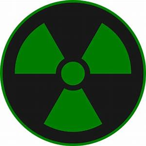 Green Radioactive Symbol Png - ClipArt Best