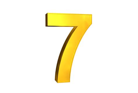 Why Do I See Number 7 Seven