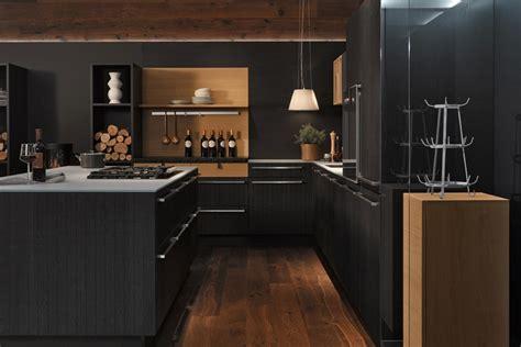 Küche In Schwarz by Wohntrend Schwarz Hausidee Dehausidee De
