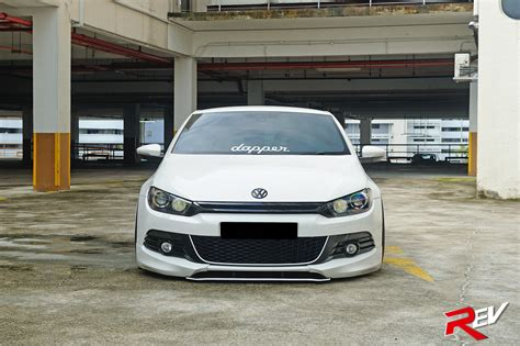 State Of Stance (VW Scirocco)