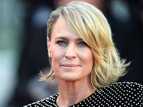 Robin Wright Flip   Newest Looks   StyleBistro