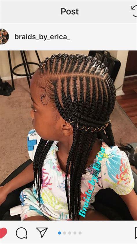 pin by sierra muhammad on hair hair styles kids braided