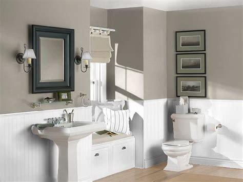 Best Color Combinations For Bathrooms  Joy Studio Design