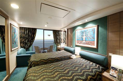 cabina con balcone msc splendida ponte 12 leopardi della nave msc poesia msc crociere